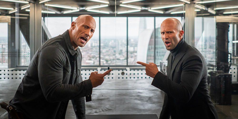 Hivatalos, az eredeti színészpárossal jön a Hobbs és Shaw 2!