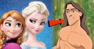 10 meglepő titok a Disney filmek világából, amelyről eddig biztosan nem hallottál!