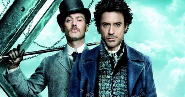 Az eredeti színészpárossal jöhet a Sherlock Holmes 3!