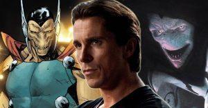 Christian Bale lesz a Thor 4 főgonosza!