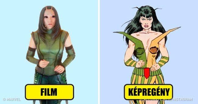 16 kép, ami megmutatja, hogyan néztek ki eredetileg a Marvel karakterek