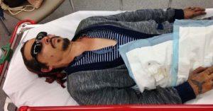 Johnny Depp majdnem meghalt filmforgatás közben