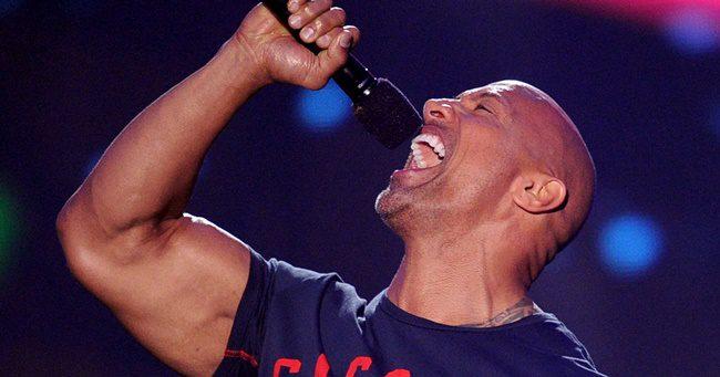 Itt van az éneklő Dwayne Johnson!
