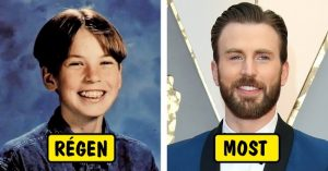 30 gyerekkori fotó hírességekről, ami még inkább szerethetővé teszi őket