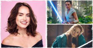 12 dolog, amit nem gondoltál volna Daisy Ridley-ről