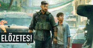 Befutott a Tyler Rake: A kimenekítés első filmelőzetese!