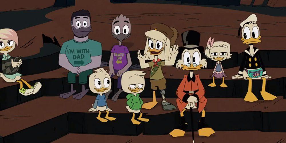 """A Disney """"Kacsamesék"""" új homoszexuális családot mutatott be"""