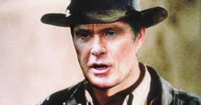 Kis híján David Hasselhoff lett Indiana Jones