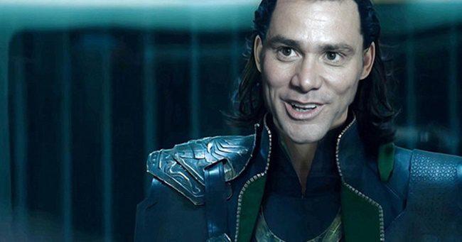 Egy hajszálon múlott, hogy nem Jim Carrey lett Loki