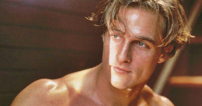 Tudta? Majdnem Matthew Mcconaughey lett a Titanic főszereplője