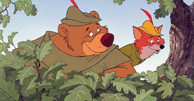 Jön az élőszereplős Robin Hood film!