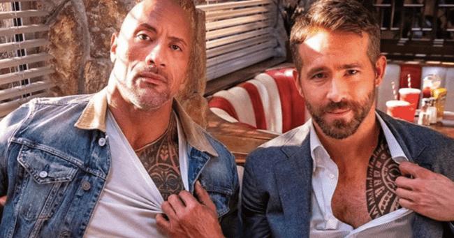 Red Notice: Ryan Reynolds és Dwayne Johnson közös filmmel jelentkezik