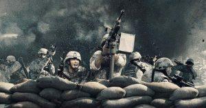 Ígéretes előzetest kapott Orlando Bloom legújabb háborús filmje!