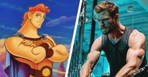 Jön az új élőszereplős Herkules film, ráadásul Chris Hemsworth-el a főszerepben!