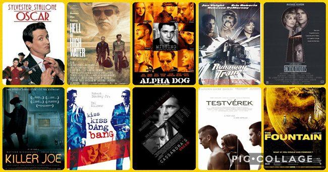 Filmek, melyek méltánytalan sorsra jutottak, avagy 20 igazságtalanul alulértékelt alkotás - I. rész.