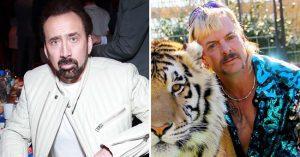 Nicolas Cage meleg lesz új filmjében, ő fogja alakítani Joe Exoticot, a meleg tigriskirályt