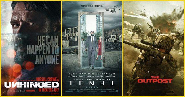 Végre láthatjuk, hogy milyen filmekkel nyitnak az amerikai mozik