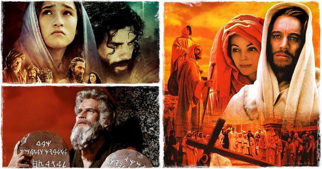 Biblia a vásznon - avagy 10 film, amelyben megelevenedik a Biblia
