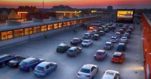 Budapesten több autósmozi is megnyílik