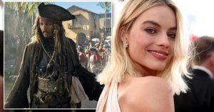 Jöhet az új Karib-tenger kalózai-film Margot Robbie főszereplésével