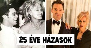 11 híresség osztja meg a hosszú, jó házasság titkát, és ha Hollywoodnak sikerül, akkor neked is fog