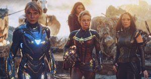 Jön a női Bosszúállók film!