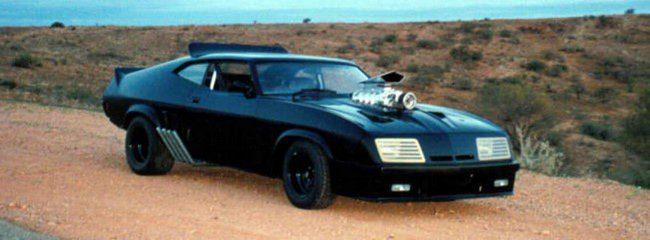 40 szimbolikus autó a filmtörténetben