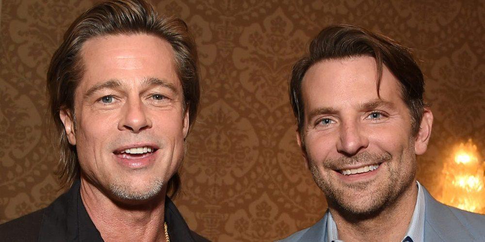 Brad Pitt és Bradley Cooper
