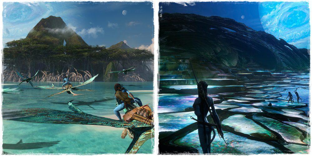 Fotókkal adtak ízelítőt az Avatar 2-ből
