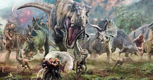 Kezdődik a forgatás, jön a Jurassic World 3!