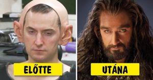 18 hihetetlen színészi átalakulás a filmszerepek kedvéért