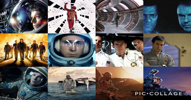 A 12 legjobb űrben játszódó mozi