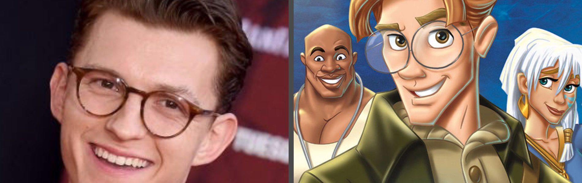 Tom Holland főszereplésével jöhet az élőszereplős Atlantisz!