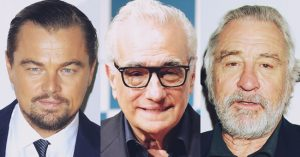 Leonardo DiCaprio és Robert DeNiro szereplésével jön Scorsese új filmje!