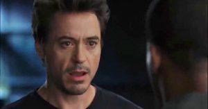 Itt van Robert Downey Jr. első tesztfelvétele Vasemberként!