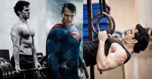 Brutális, ahogy Henry Cavill kigyúrta magát Superman szerepére
