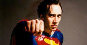 Egy hajszálon múlott, hogy nem Nicolas Cage lett Superman