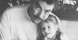 Tom Selleck lánya úgy felnőtt, hogy ma már rá sem ismernél