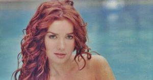 Emlékszel még a Vad angyal gyönyörű sztárjára? 42 éves korában is bombaformában van!