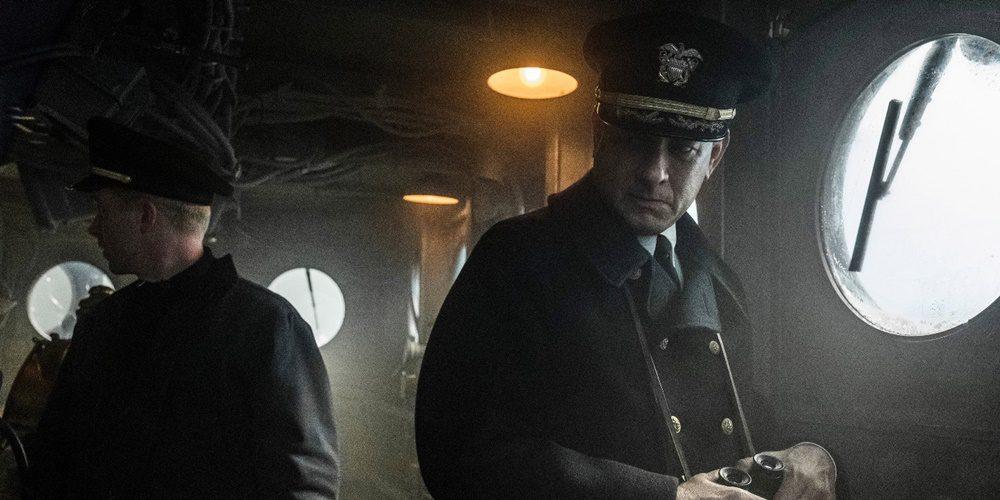Tengeri hadviselés CGI módra   Kritika: A Greyhound csatahajó (2020)