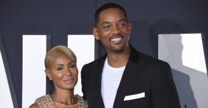 Will Smith felesége élő adásban mondta el férjének, hogy megcsalta őt