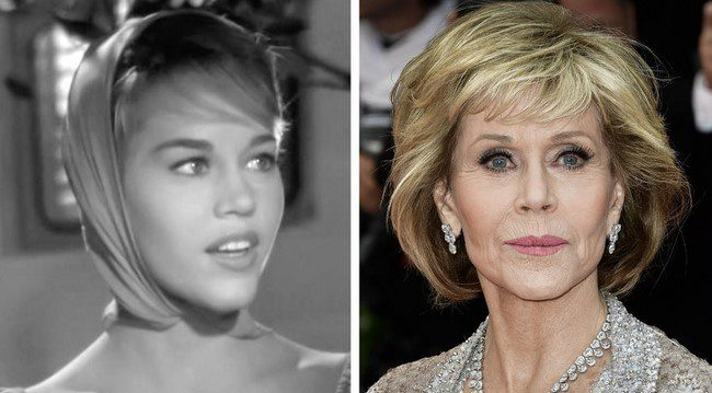 Színésznők, akiket ma már lehetetlenség felismerni az első filmjükben