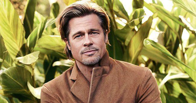 Keresztény gyerekkoráról vallott Brad Pitt