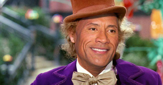Egy hajszálon múlott, hogy nem Dwayne Johnson lett Willy Wonka