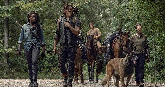 A The Walking Dead 100 napja nem tud forgatni, de már a 11. évadot tervezik