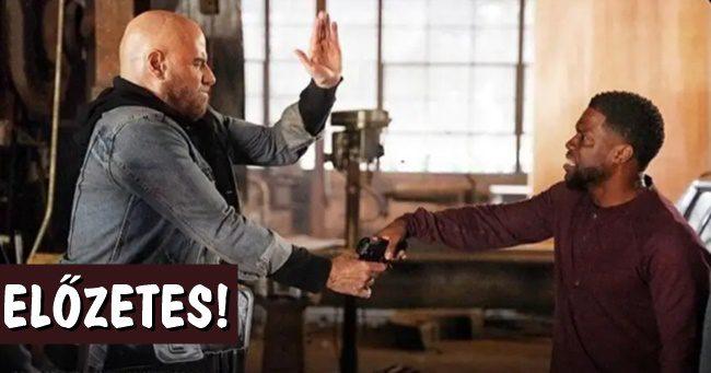 Megérkezett a Die Hart előzetese Kevin Hart és John Travolta főszereplésével