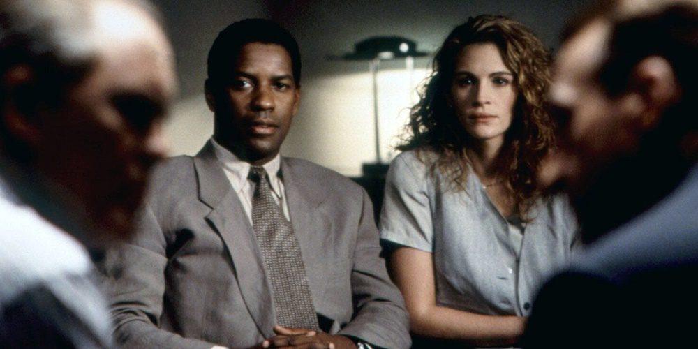 Jön Denzel Washington új filmje, mégpedig Julia Roberts-el közösen!