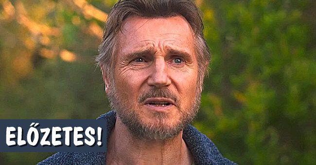 Magyar szinkronos előzetest kapott Liam Neeson legújabb filmje!