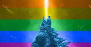 Coming outolt Godzilla gyermeke