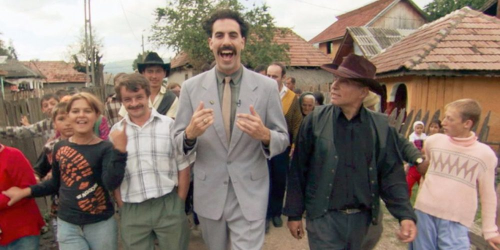Sacha Baron Cohen főszereplésével jöhet a Borat 2!